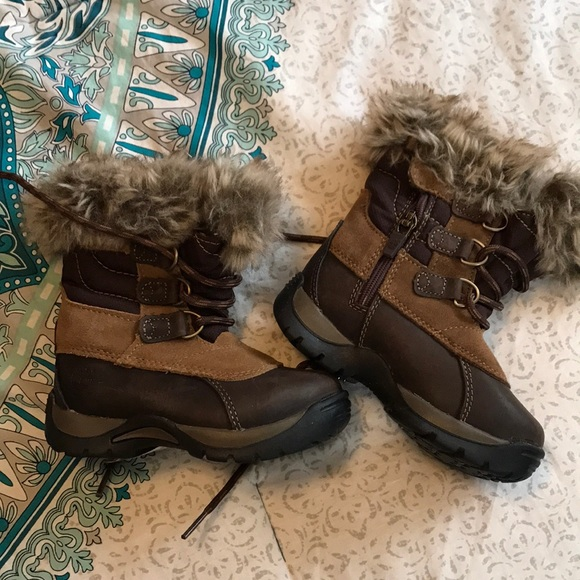Timberland toddler winter boots NWT